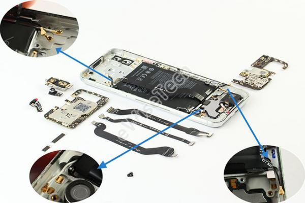 E拆解:拥有独特的散热系统的黑鲨游戏手机2