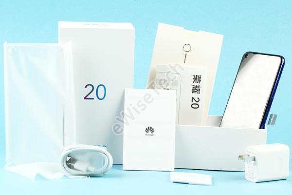 E开箱:华为荣耀20+参展——亚洲消费电子展