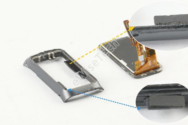 E拆解:智能穿戴AMAZFIT 米动手环2