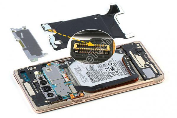 E拆解:第一台5G手机——Galaxy S10 5G