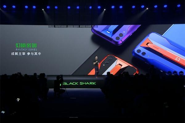 E现场:指尖主宰的黑鲨游戏手机2 Pro