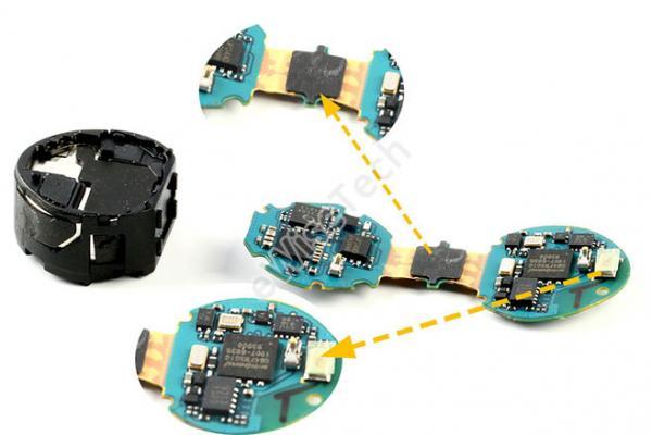 E拆解: Galaxy Buds拆解上——耳机拆解