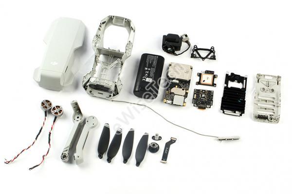 E拆解:可随身携带的无人机,Mavic Mini做了什么改变?