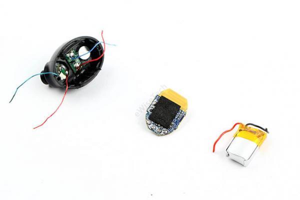 [E拆解]: AMOI夏新 F9真无线耳机拆解,看看国产的耳机如何