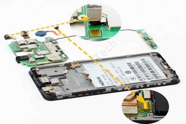 Nokia+可拆电池+展锐芯,Nokia C3究竟如何?拆了来看
