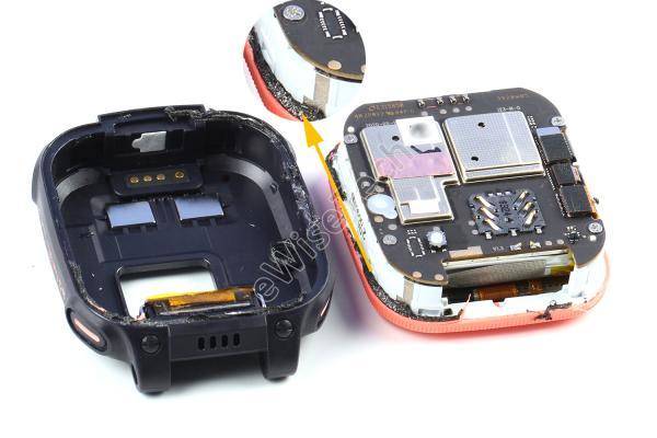 小天才Q1A拆解:紫光展锐W317处理器,国产芯片不容小觑