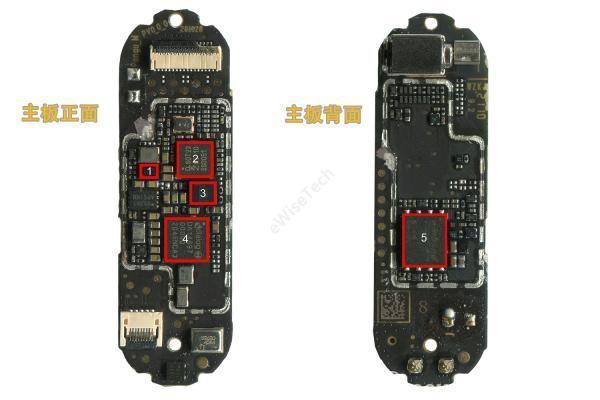 E拆解:小米手环6屏幕、性能全面升级,拆开后还有哪些变化