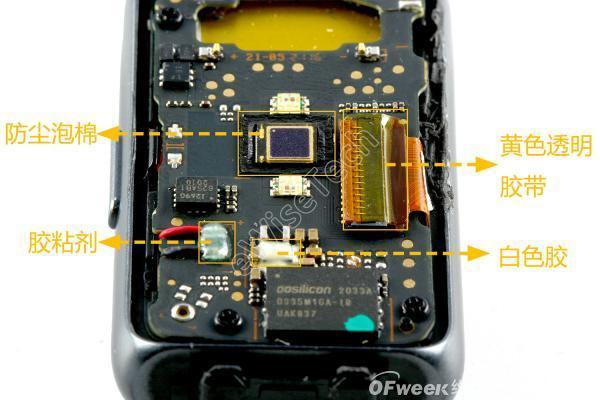 E拆解:18g的HUAWEI Band 6,内部有多少器件呢?