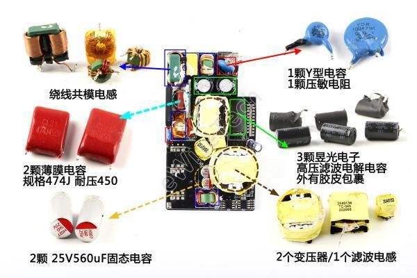 E拆解:倍思120W氮化镓充电器,从内部来看这个充电器如何?
