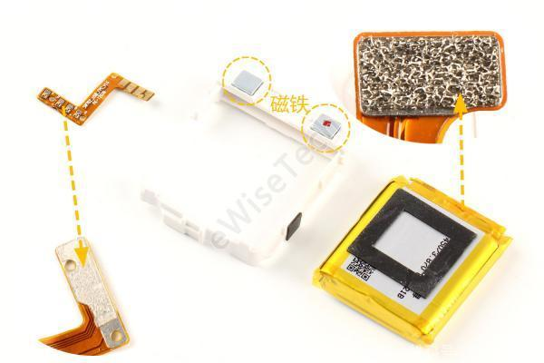 E拆解:米兔儿童电话手表5C,国产儿童手表当然用国产芯片
