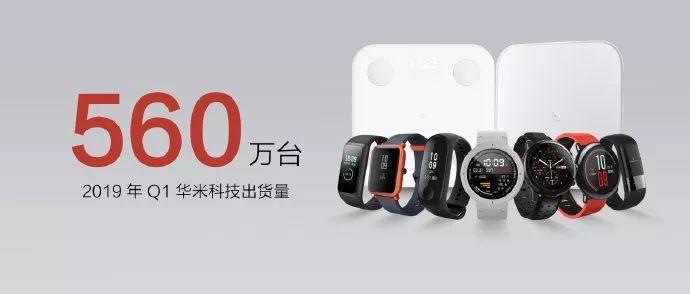 华米宣布新产品:亚马逊GTR 999上市!