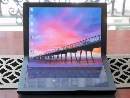 13.3英寸2K级别的全球首款折叠电脑来了,联想不愧是PC界的NO.1