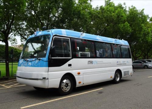 台湾新北市无人驾驶巴士2020年正式运营,初期免费!