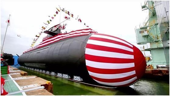 锂电池应用延伸至军事领域 近邻日韩均已研制出锂电池潜艇