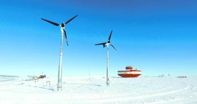 """南极泰山站建成冰雪""""地下室"""" 集""""风光燃储""""供电系统为一体"""