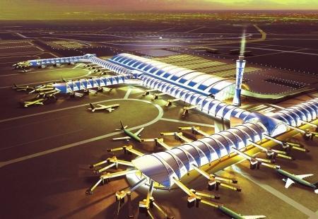 """机场车辆刮起""""油改电""""之风 助力机场绿色智能化"""