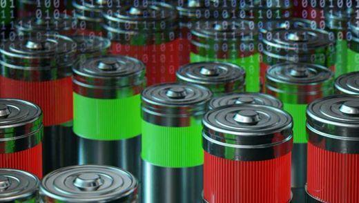 数据中心配置的锂离子电池柜是什么样的?