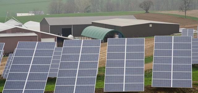 太阳能+住宅储能微电网助力小镇输电