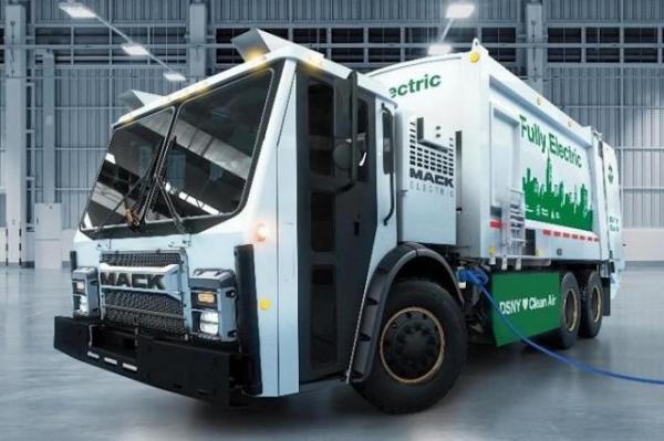 """告别噪音和废气 城市电动垃圾车开始""""变形计"""""""