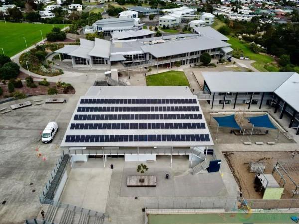 拥有太阳能系统的新西兰家庭中30%拥有储能电池