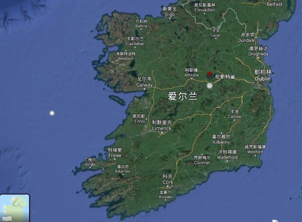 爱尔兰拥有巨大的储能空间
