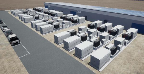 澳大利亚新太阳能和储能项目在建 可满足40万户家庭年用电需求