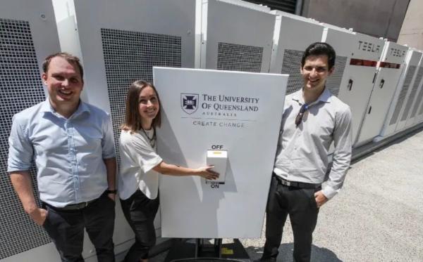 昆士兰大学发布特斯拉电池报告   已为大学创造大量收益