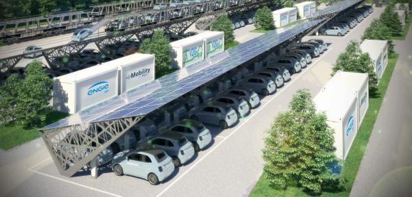 电动汽车电池为意大利汽车制造厂提供电网稳定服务