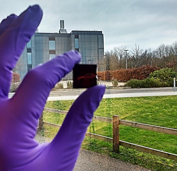 剑桥大学研发印刷工艺保护钙钛矿太阳能电池