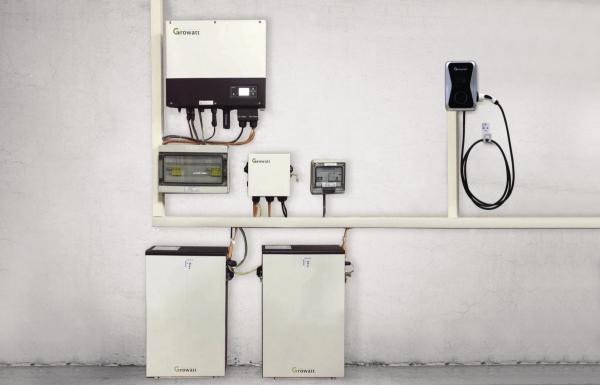 储能行业的乘风破浪   太阳能储能与电动汽车技术相结合