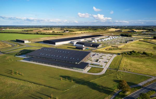 苹果公司为丹麦数据中心供电50兆瓦     建造100%可再生能源储能项目