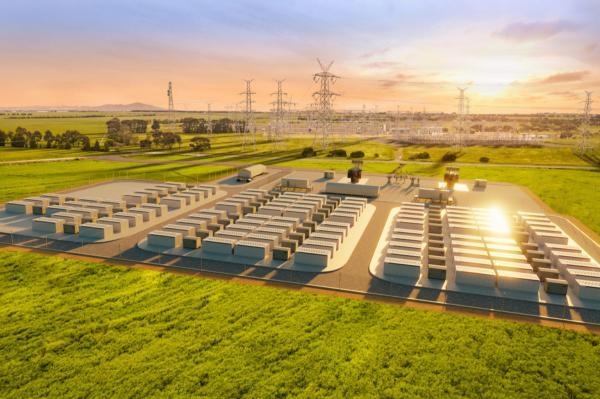 澳大利亚维多利亚洲建造巨型锂电池   解锁可再生能源清洁能源