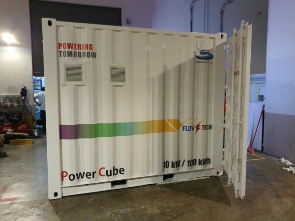澳钒推进住宅储能电池企图  提供更宁静、更可靠的储能系统