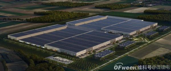 意大利建造超级电池工厂  初始产能将达45吉瓦时