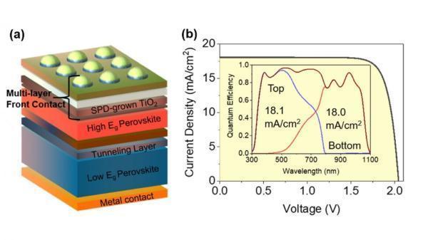 日本研发新型过氧化物太阳能电池  功率转换效率可达30%