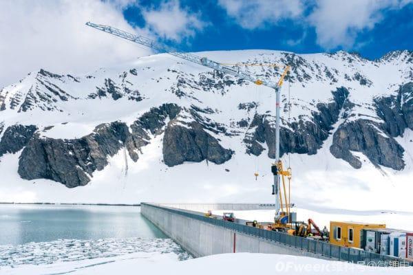 新进展!阿尔卑斯山的太阳能项目开始施工