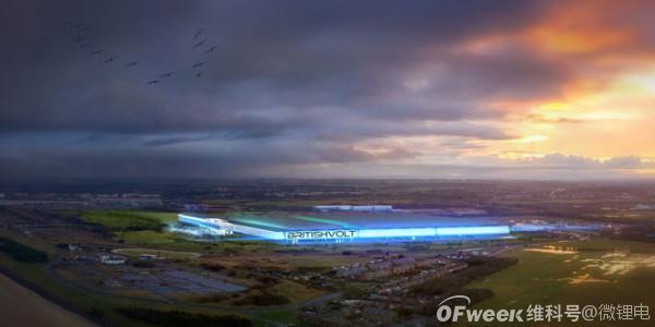 新能源车大战加剧 英国拟建电池超级工厂