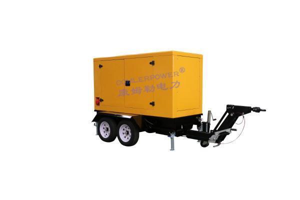 拖车发电机组康姆勒电力:柴油发电机组在使用中要注意什么?