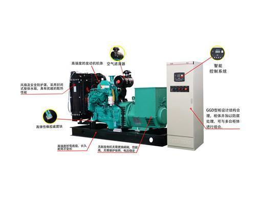 康姆勒电力大型柴油发电机:粉尘影响柴油发电机组的绝缘性能吗?