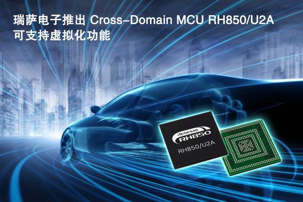 瑞萨电子推出新型内置闪存、集成了虚拟化功能的28纳米车载,加速车载ECU的融合