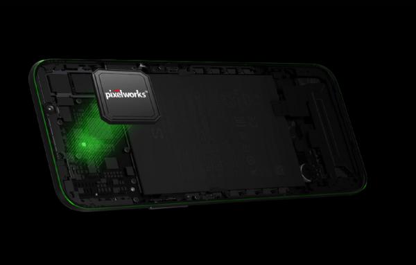 Pixelworks技术为全新的黑鲨游戏手机2 Pro提供卓越的显示性能