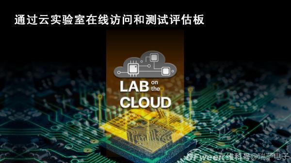 """瑞萨电子推出全新创新型""""云实验室""""环境 可实时访问热门应用解决方案"""