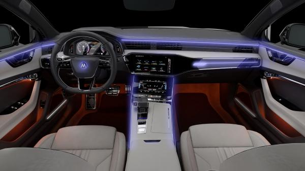 Melexis发布多通道RGB-LED 驱动芯片MLX81116,打造汽车应用的智能内饰照明
