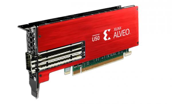赛灵思扩展 Alveo 系列产品,推出面向任意服务器和各种云的业界首款自适应计算、网络和存储加速器卡