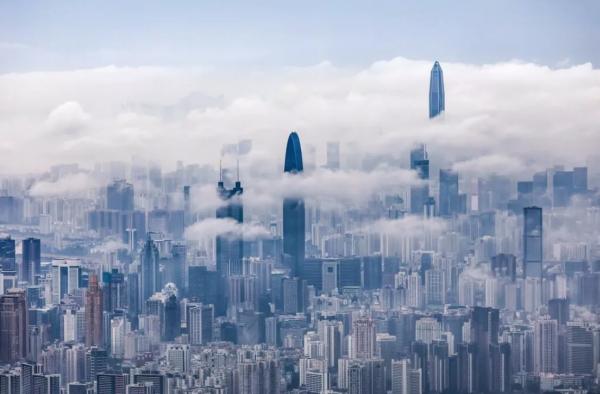 智慧城市,数字深圳的历史机遇