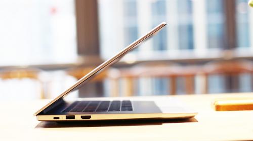 华为MateBook D 15锐龙版:大屏、性能和轻薄,一次性都给你
