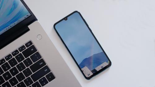 OLED炫彩屏+屏幕指纹解锁 华为畅享10S双12购机送福利