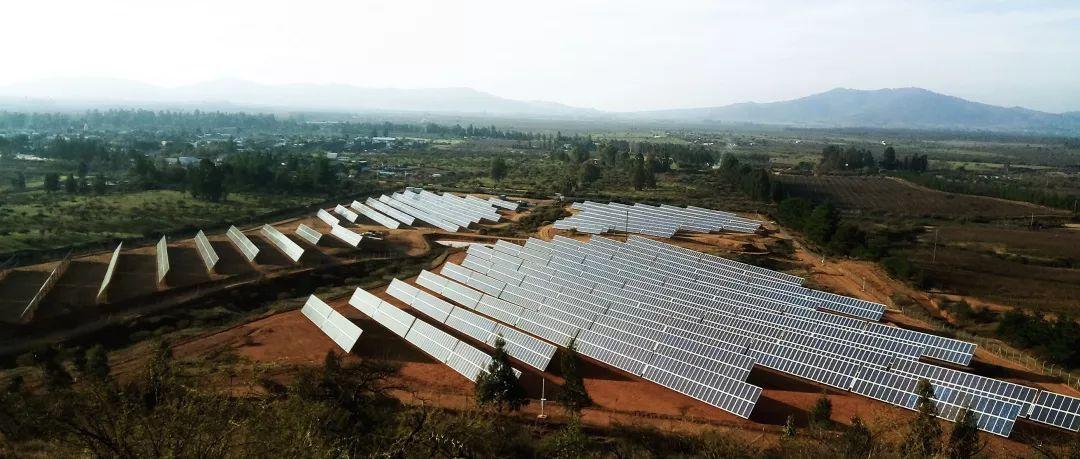 增20%发电量!智利这座光伏电站怎么做到的?