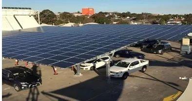 天合光能助力澳洲購物中心實現碳中和與客戶體驗完美結合