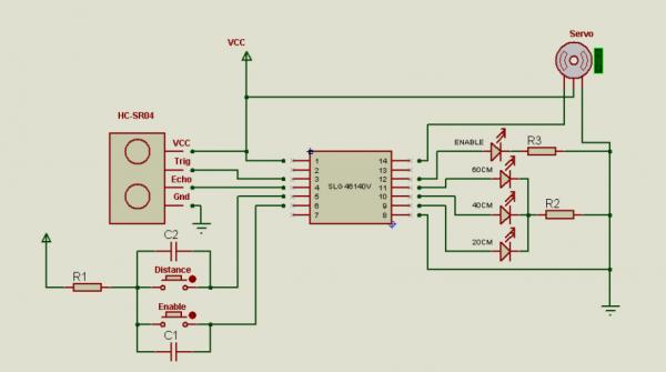 用Dialog GreenPAK CMIC快速完成智能自动垃圾桶设计
